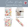 Waterproof Indoor Tablecloth - Midsummer Morning