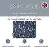Christmas Tablecloths - Robin & Berries Navy