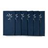 Christmas Napkins - Mistletoe Navy (37cm)