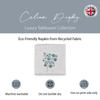 Christmas Napkins - Eucalyptus Garland (37cm)