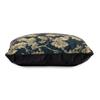 Opulent Velvet Cushion - Golden Oak Grey