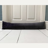 Luxury Velvet Draught Excluder - Graphite Grey (Available in 2 Sizes)