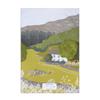 Celina Digby Luxury 100% Cotton Large Kitchen Tea Towel - Set of 3 - English Countryside Range