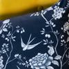 Opulent Velvet Cushion - Cecylia Navyy