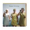 Celina Digby x Honovi Cards - Unique Funny Nostalgic Greeting Card - Bottle Babes
