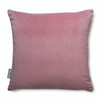 Opulent Super Soft Velvet Cushion - English Rose Pink - Available in 2 Sizes