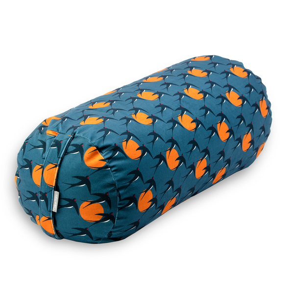 Bolster Cushion - Swallows