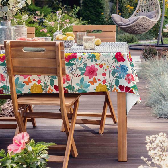 Waterproof Tablecloth - Midsummer Morning