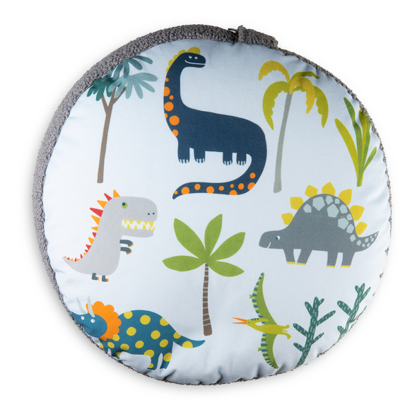 Children's Floor Cushion / Beanbag Seat - Dino Days Blue