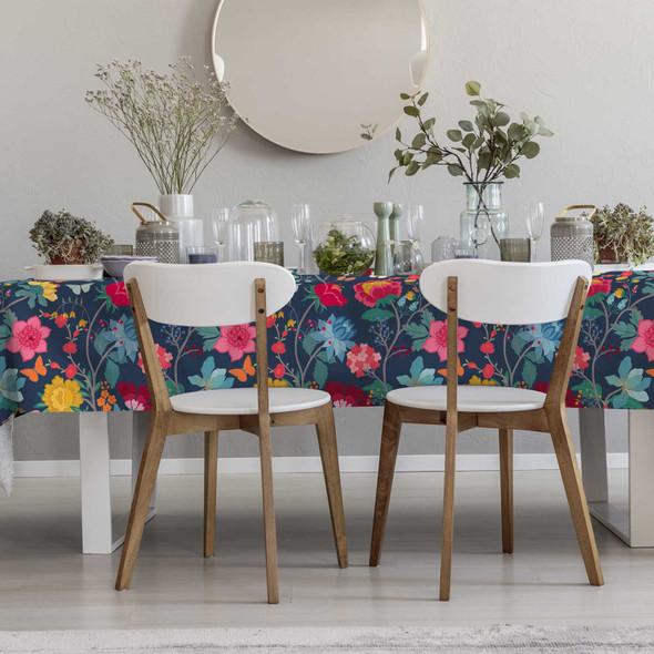 Waterproof Indoor Tablecloth - Midsummer Night