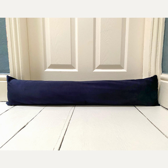 Draught Excluder - Dark Navy
