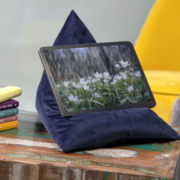 Tablet Beanbag - Dark Navy