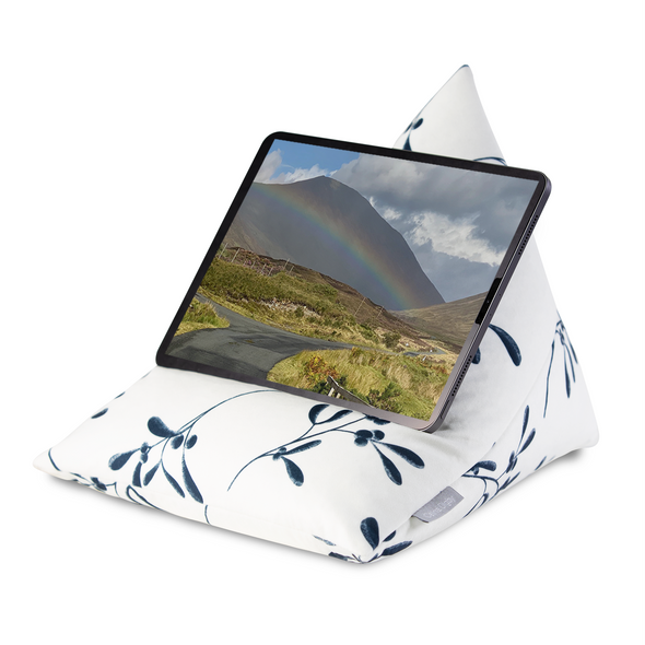 Tablet Beanbag - Mistletoe White