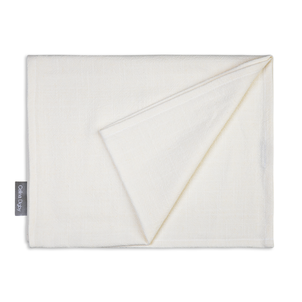 Celina Digby Luxury Stonewashed 100% Linen Table Runner - Available in 3 Sizes - Ivory (Off White)