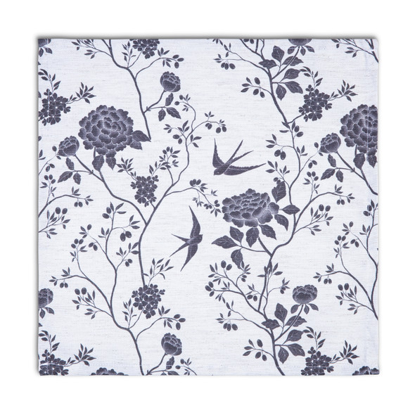 Celina Digby Luxury Eco-Friendly Recycled Fabric Napkin Sets - Cecylia Natural - (40 x 40cm)
