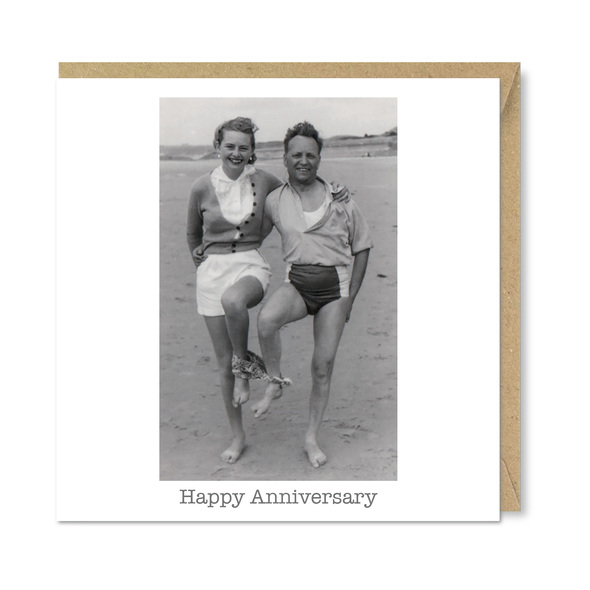Celina Digby x Honovi Cards - Unique Funny Nostalgic Greeting Card - Stick Together