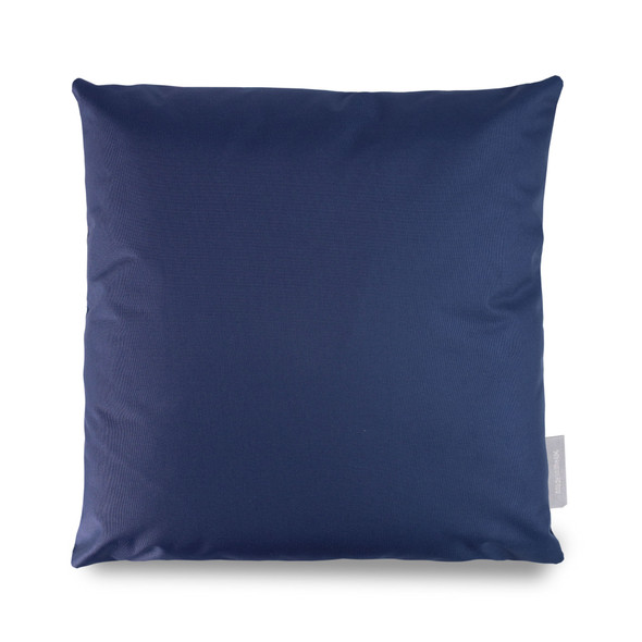 Water Resistant Garden Cushion - Casablanca Blue