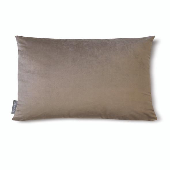 "Opulent Super Soft Velvet Cushion - Cedar - Rectangular 51cm x 30cm (20"" x 12"") Size"