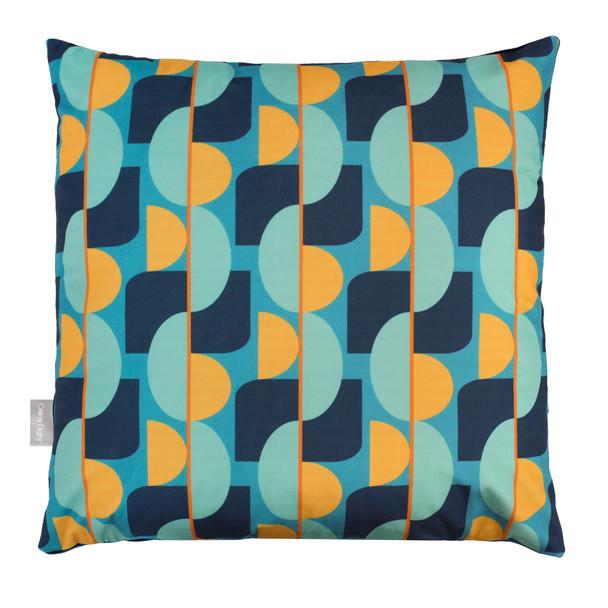Opulent Velvet Cushion - Meridian