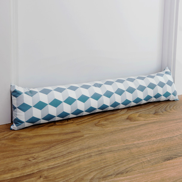 Draught Excluder - Cube Grey
