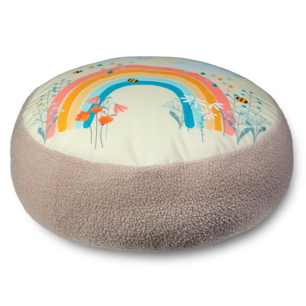 Rainbow Beanbag for Children