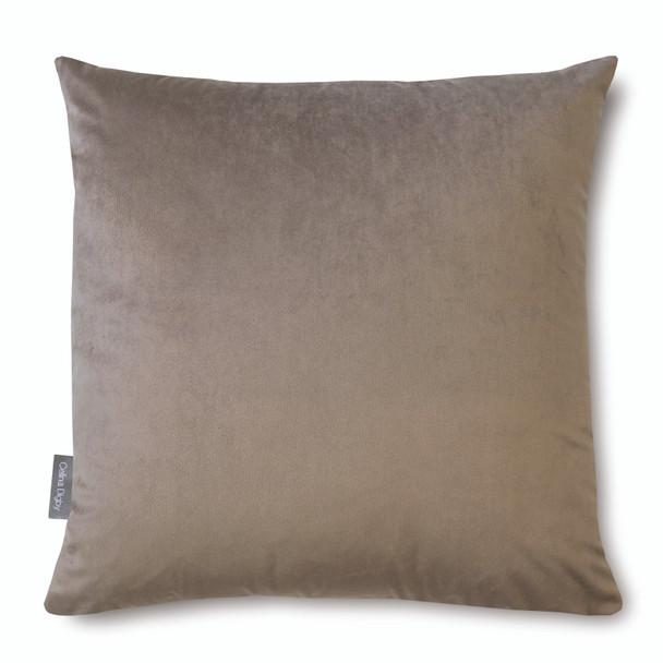 Opulent Super Soft Velvet Cushion - Cedar - Available in 2 Sizes