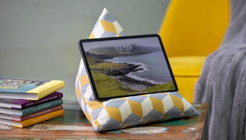 Tablet Beanbags - Homepage
