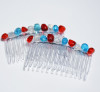 4th of July Hair Combs