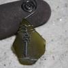 Shamrock Skeleton Key Ornament