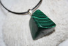 Malachite Stone Necklace
