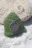 Shamrock Sea Glass Ornament