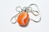 Apricot Agate Necklace