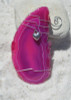 Wire Wrapped Heart Christmas Ornament