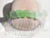 Surf Tumbled Sea Glass Hair comb