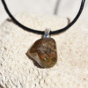 Lionskin Stone Necklace
