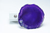 Motion Activated Purple Sliced Agate Night Light