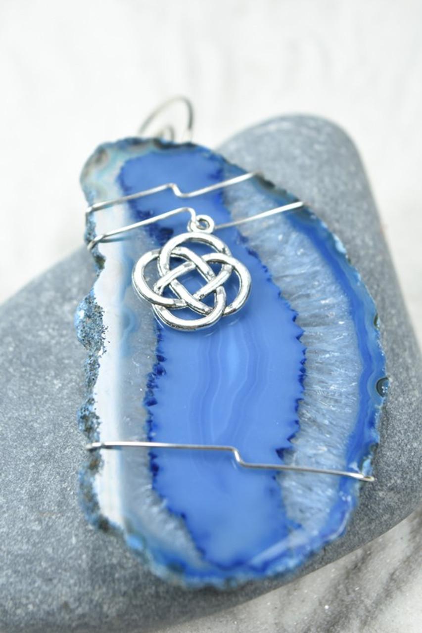Celtic Knot Christmas Ornament