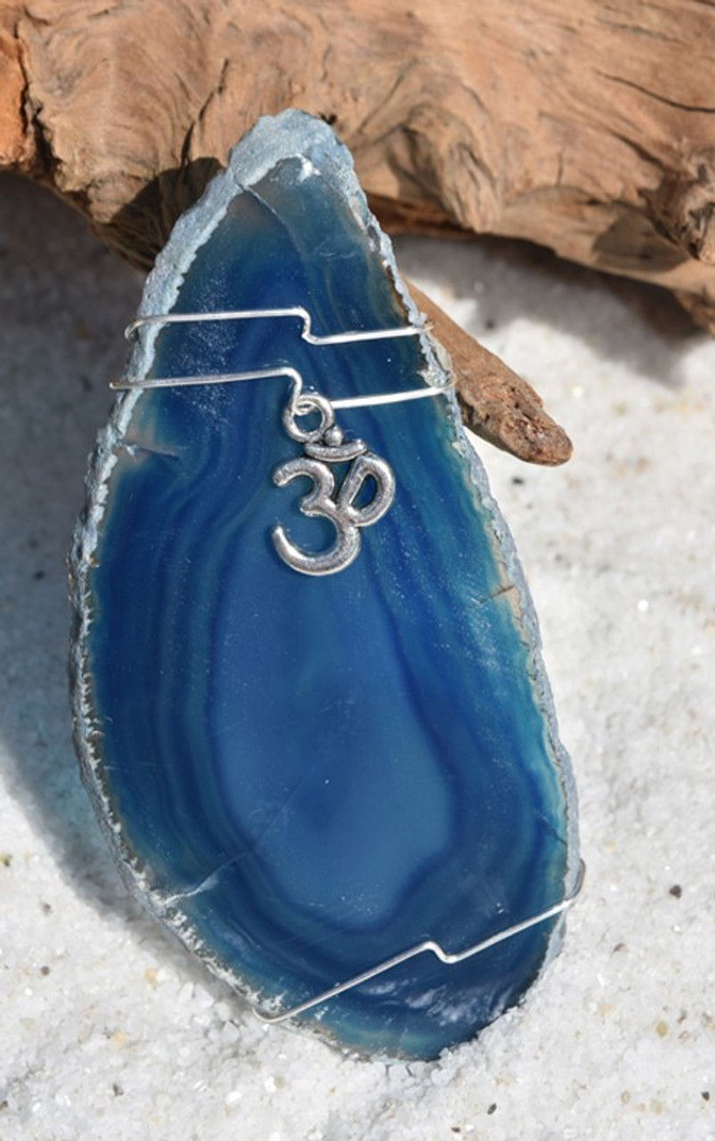 Yoga Ohm Ornament