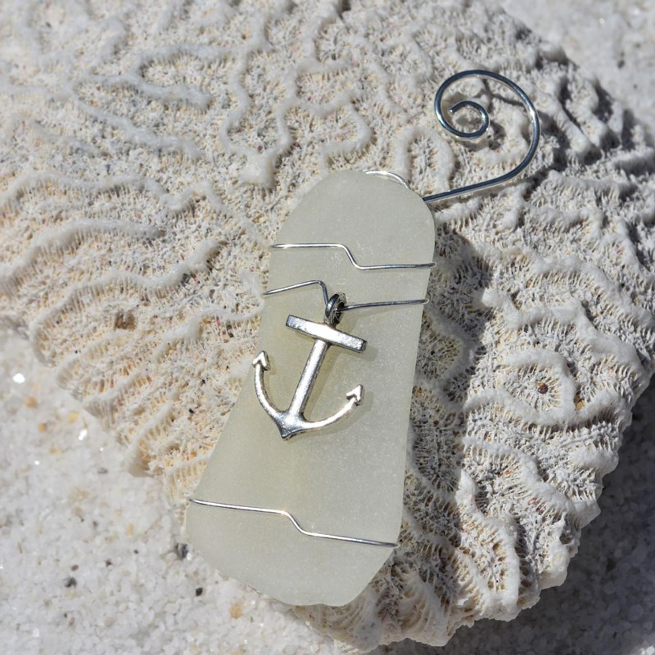 Boat Anchor Suncatcher