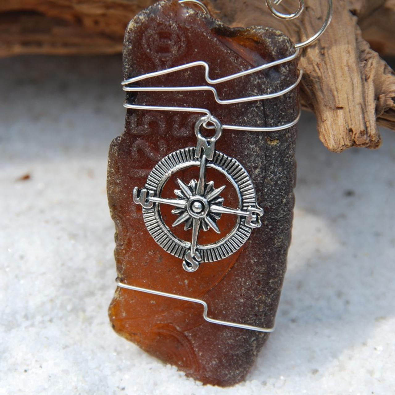 Compass Suncatcher