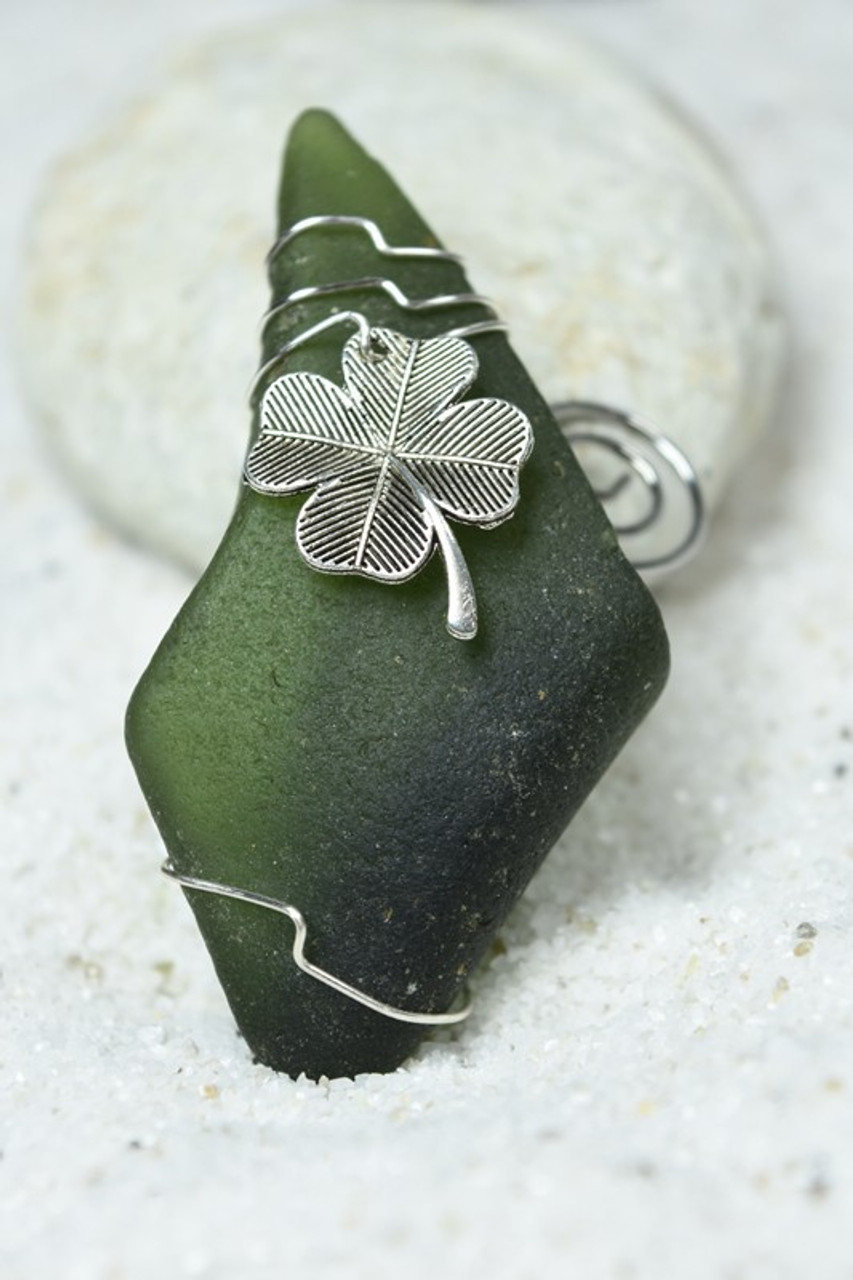 Irish Clover Ornament