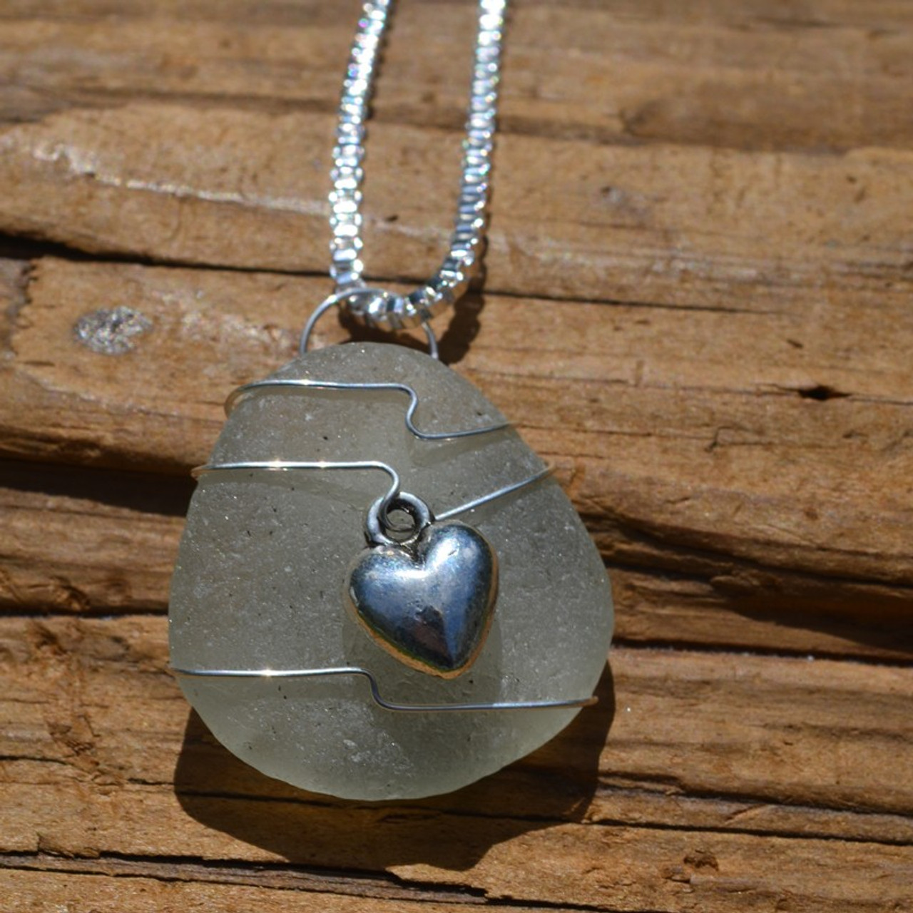 Heart Necklace for Girl
