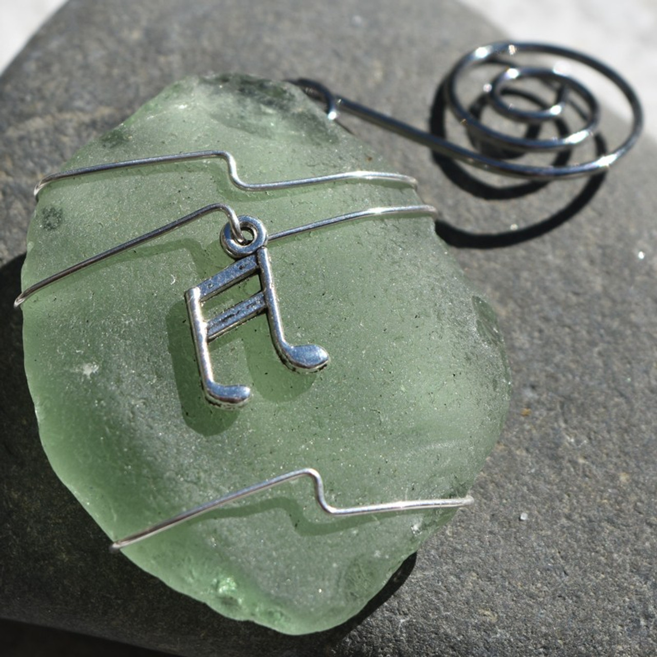Musical Note Suncatcher