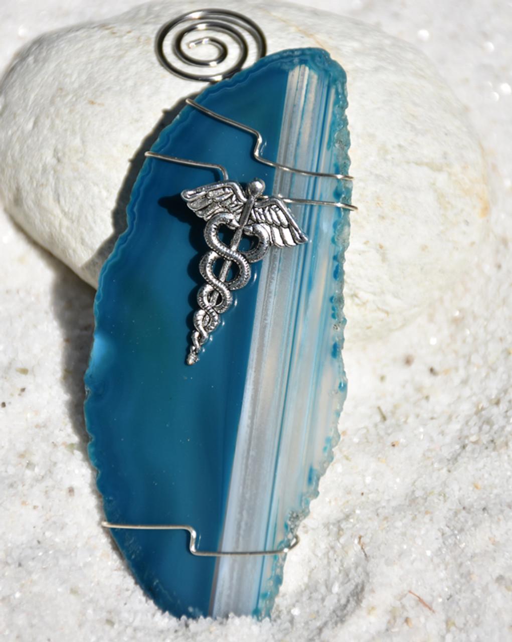 Medical Caduceus Ornament