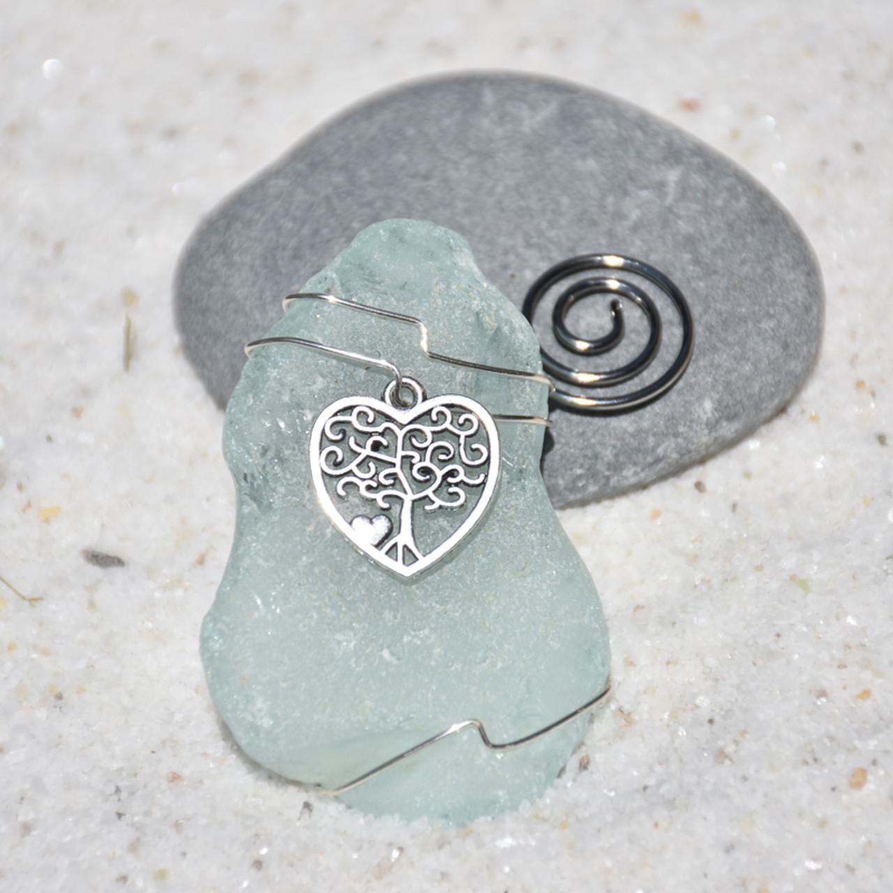 Tree Heart Ornament