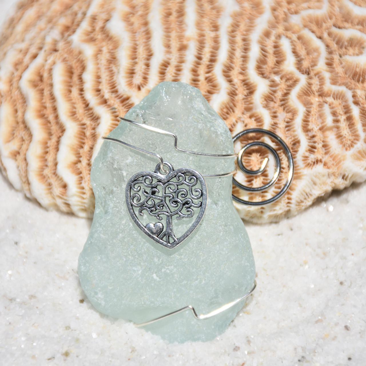 Celtic Heart Tree Ornament