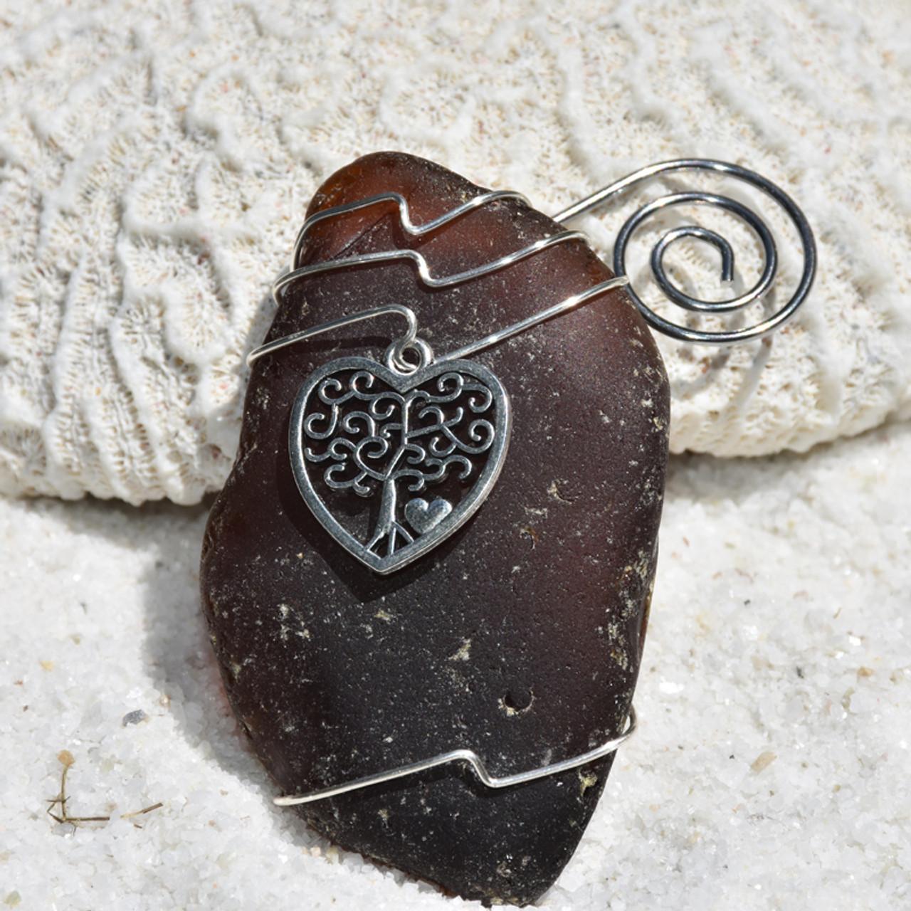 Heart Tree Ornament