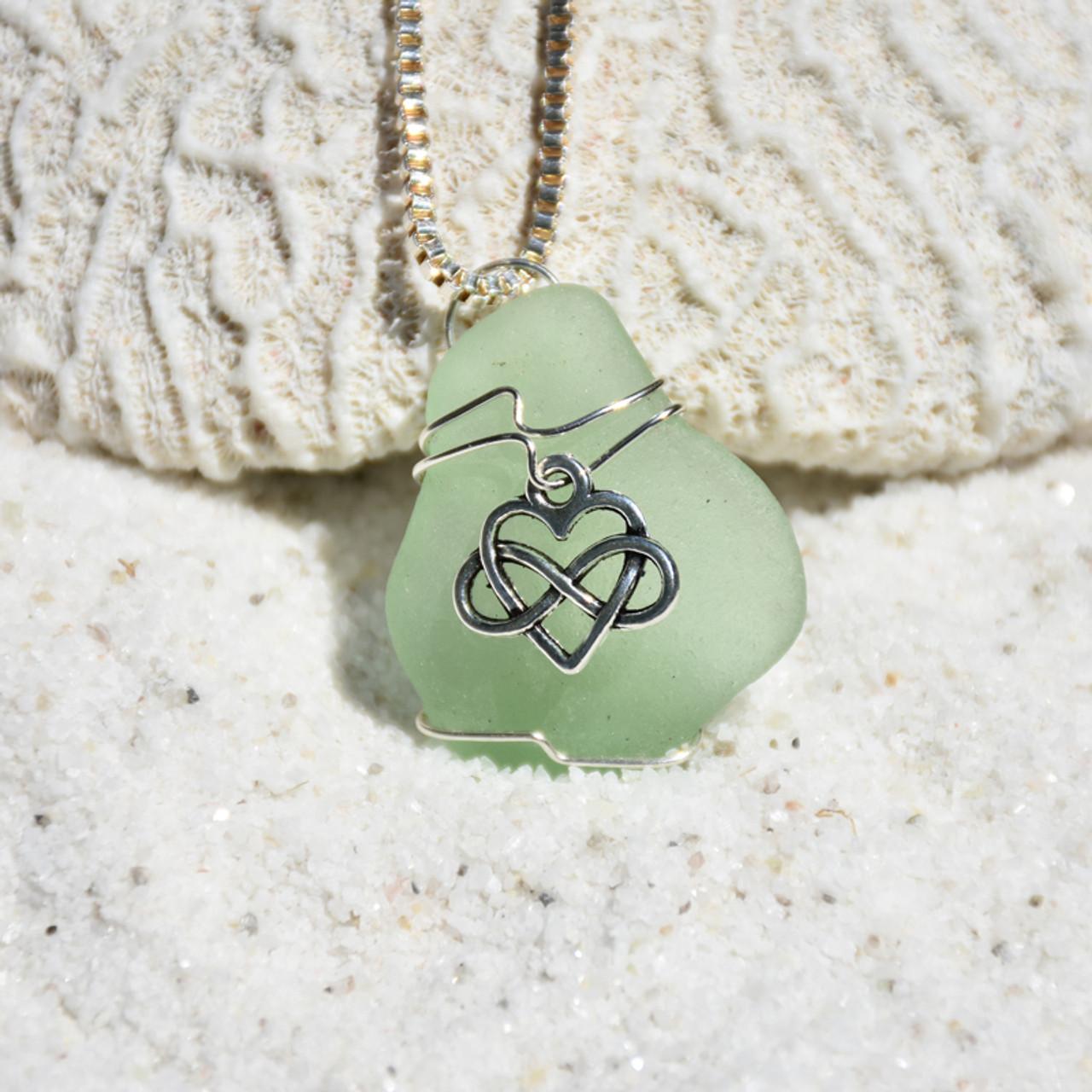 Infinity Heart Pendant
