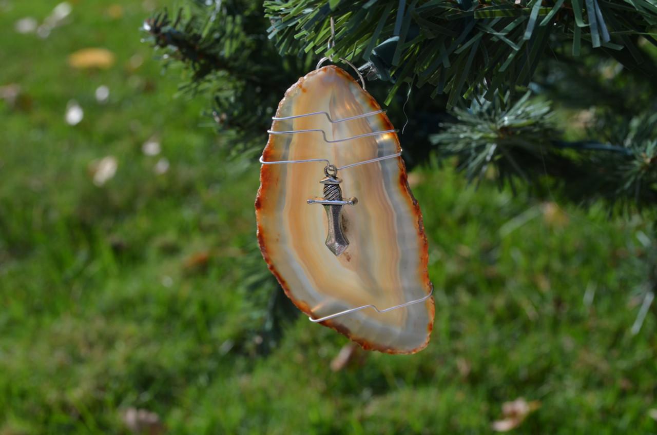 Medieval Dagger Ornament