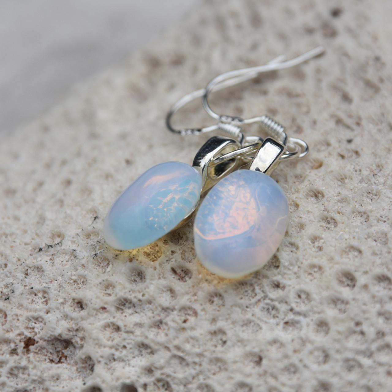 Opalite Stone Earrings